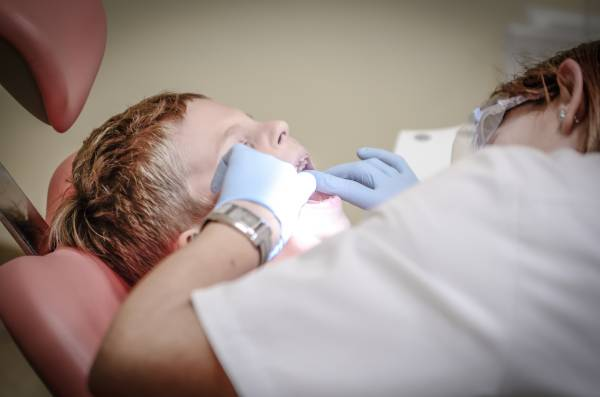 bambini e apparecchi dentali